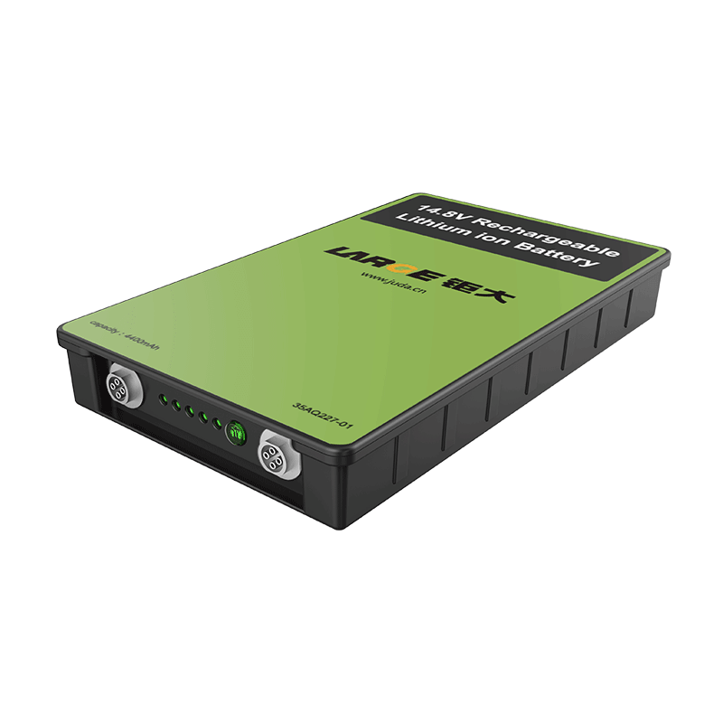 -40℃低温锂电池18650 14.8V 4400mAh特种制氧机锂电池组
