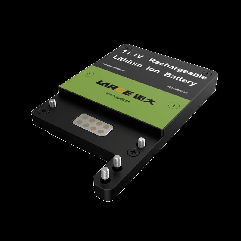 3.7V 1800mAh 特种光纤熔接设备聚合物锂电池