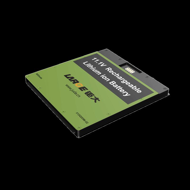 11.1V 8000mAh 5245130 聚合物锂电池 特种光纤熔接设备锂电池