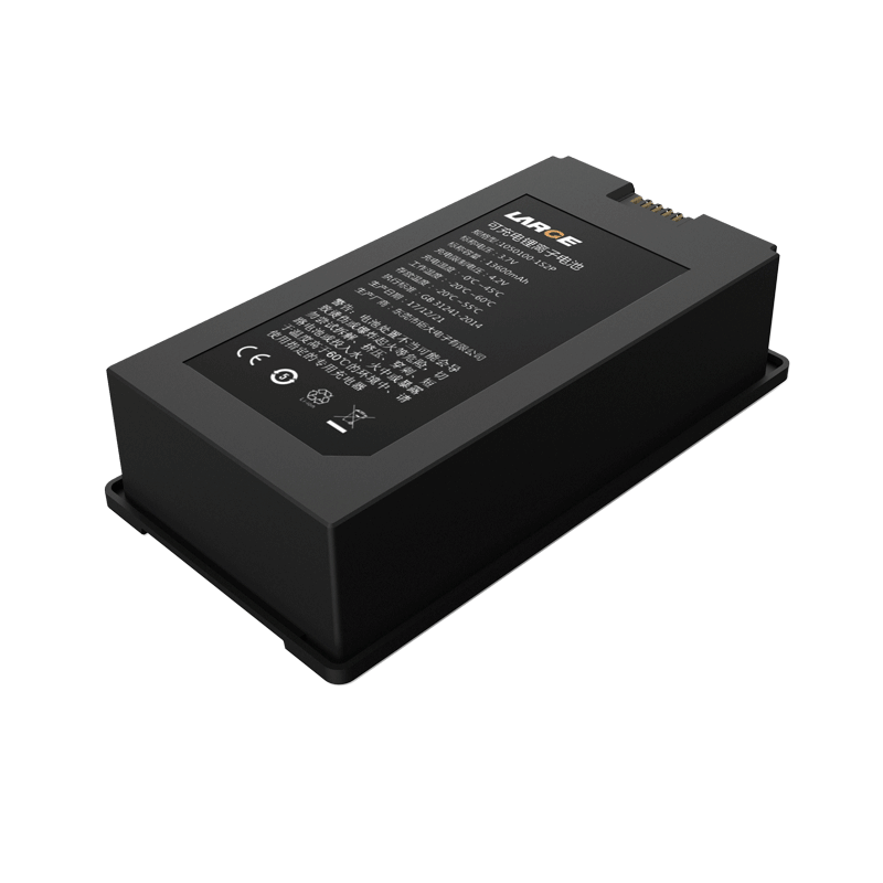 3.7V 13600mAh 1050100 智能锁聚合物锂电池