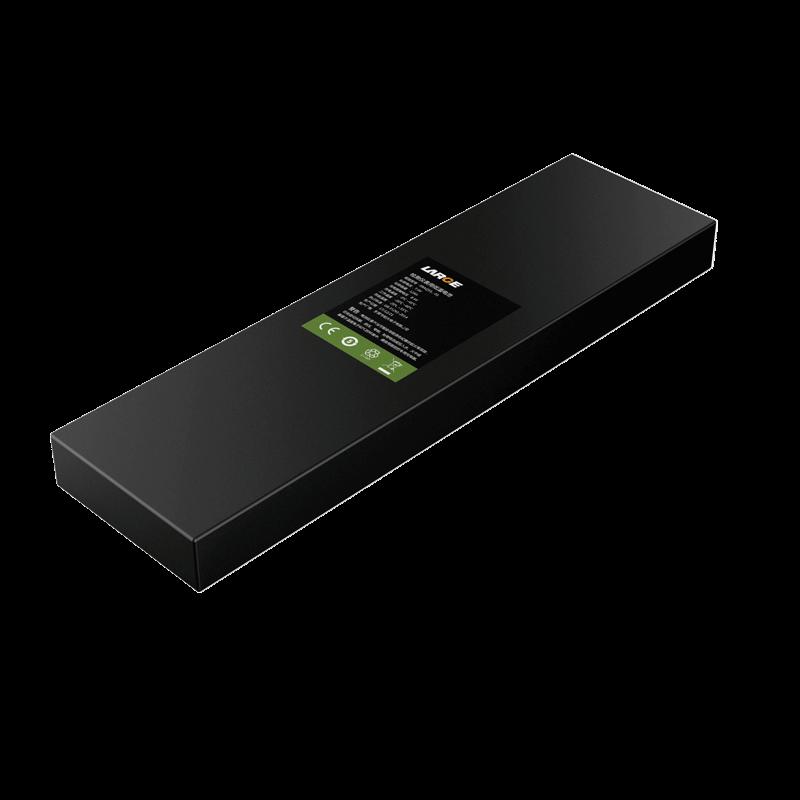 -40℃低温放电,7.4V 12Ah 18650 检测仪表低温锂电池