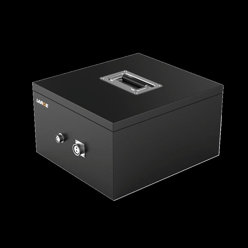 24V 100Ah 32650 特种设备发射仪磷酸铁锂电池