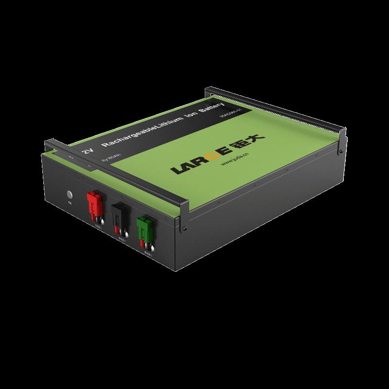 51.2V 80Ah 低温充放电磷酸铁锂电池,低速巡检车电池,Can通信
