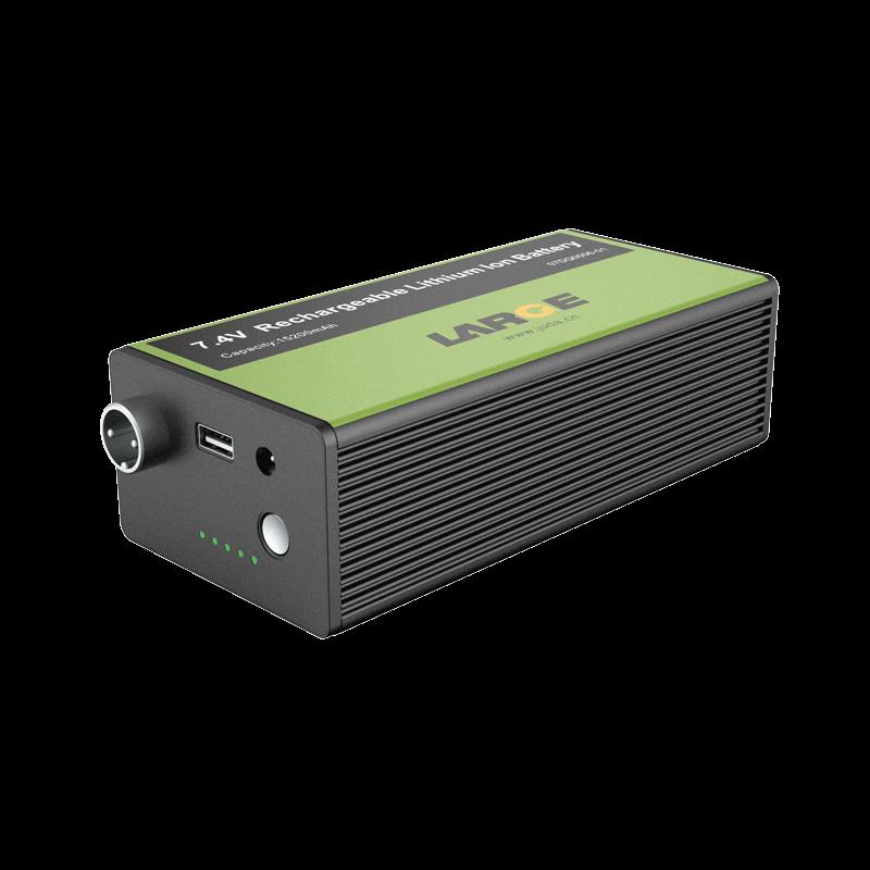 -40℃低温放电,7.4V 15200mAh 18650 对讲机备用电源低温锂电池