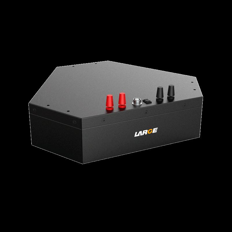 38.4V 21Ah 26650 服务机器人磷酸铁锂电池 RS485通信