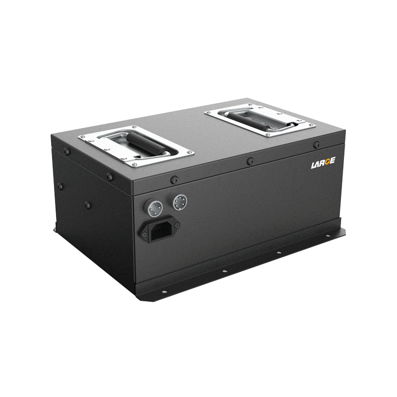 25.6V 25.6Ah 26650 医疗设备磷酸铁锂动力锂电池 RS485通信